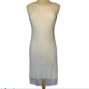 Harlow Dresses Lace Flapper Dress Size 8